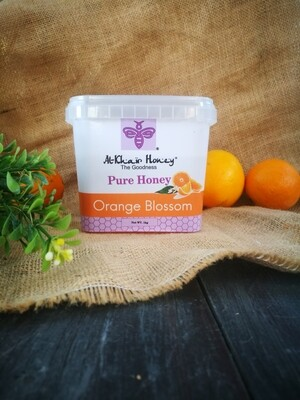 Pure Honey, Orange Blossom, 1kg Tub