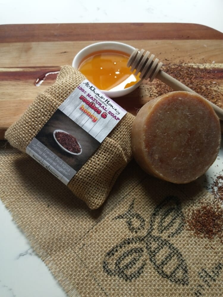 Soap, Honey and Rooibos