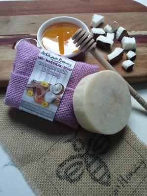Soap, Coconut Milk and Honey