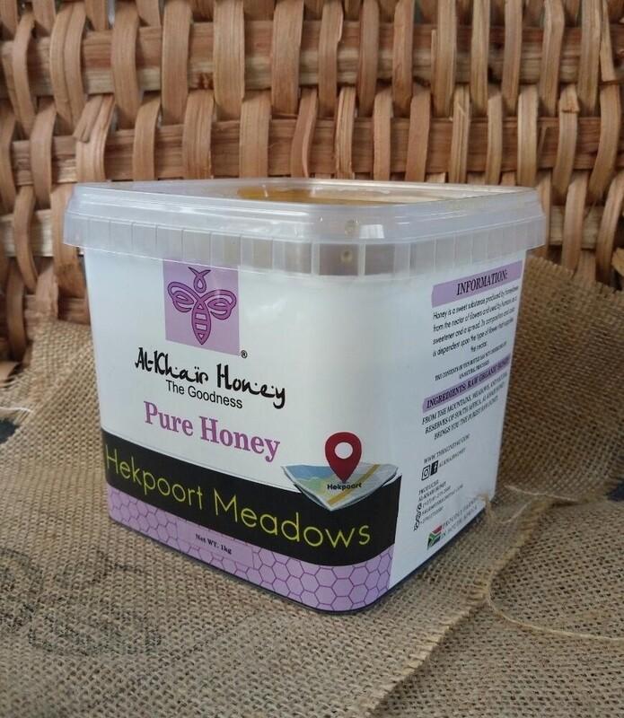 Pure Honey, Hekpoort Meadows, 1kg