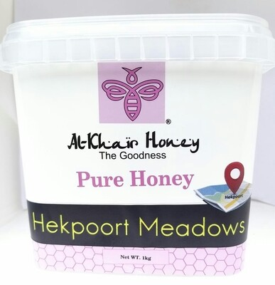 Pure Honey, Hekpoort Meadows, 1kg