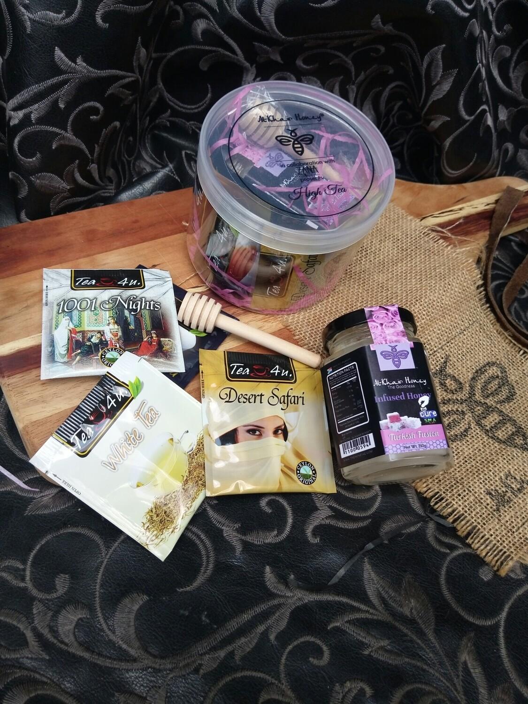 Alkhairhoney & Zana Tea Colab Collection