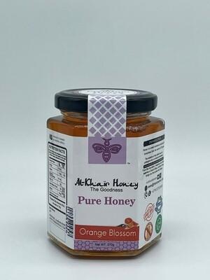 Pure Honey, Orange Blossom, 370g Glass Jar