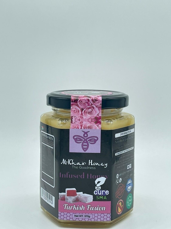Infused Honey, Turkish Fusion, 370g Glass Jar