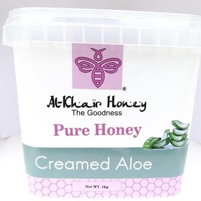 Creamed Aloe Promo