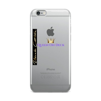 Queen On Deck -iPhone Case