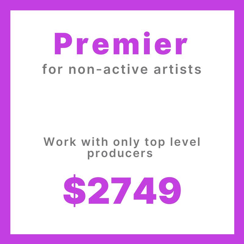 Premier Song Production Project (non-active artist)