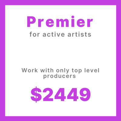 Premier Song Production Project (active artist)
