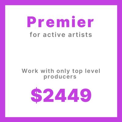 Premier Song Production Project (active artist)