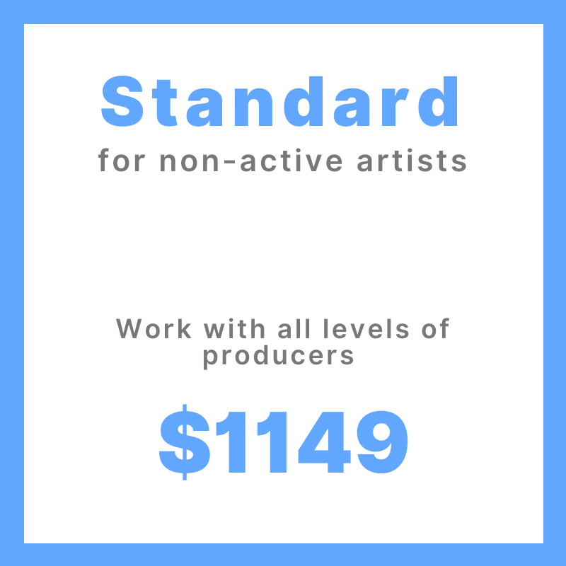 Standard Production Project (non-active artist)