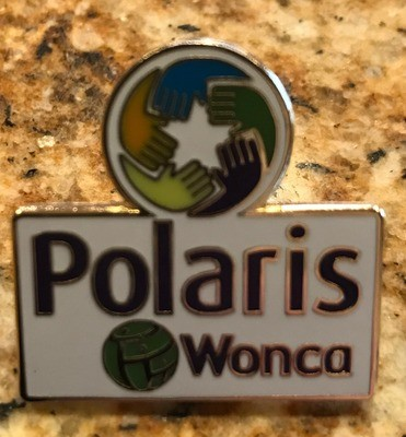 Wonca Polaris Pin