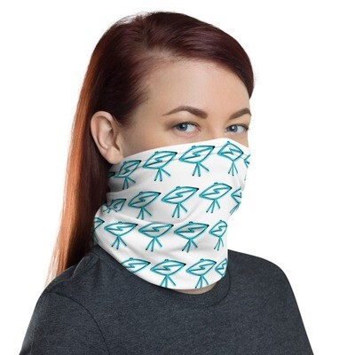 Aqua Toasty Ship Neck Gaiter