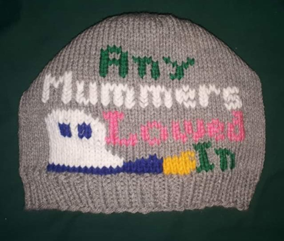 any mummers lowed in