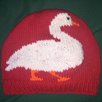 goose hat