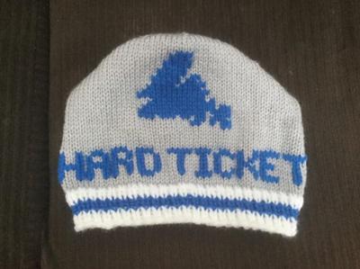 hard ticket hat