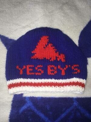 yes by hat