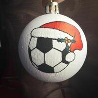 Santa sport ornaments