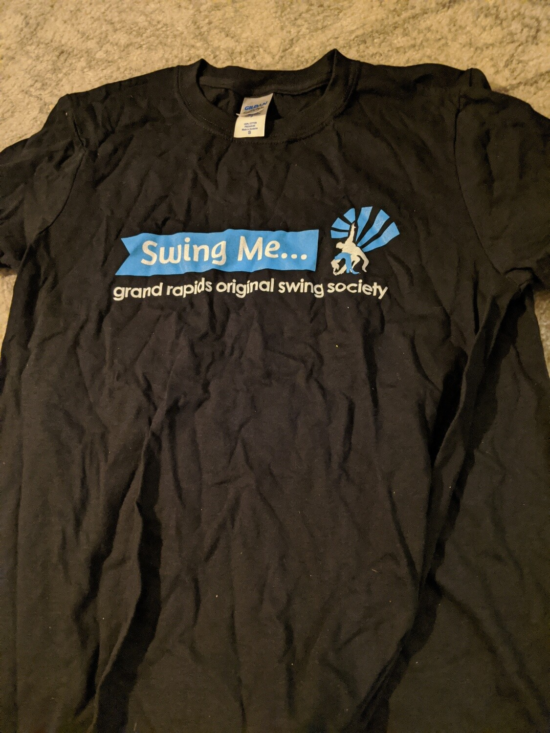 """""""Swing Me"""" Shirt Adult Small"""