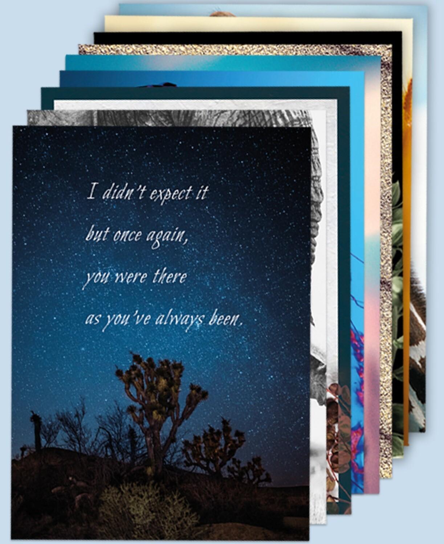10-Pack Gratitude Cards