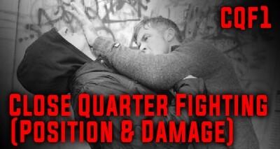Close Quarter Fighting 1 CQF1