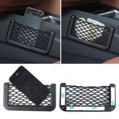 Самоклеящийся карман-сетка в автомобиль