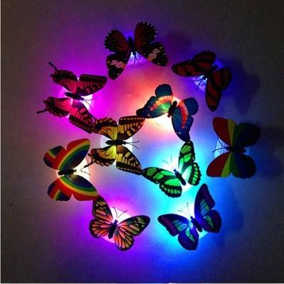 """Светодиодный светильник """"Бабочка"""""""