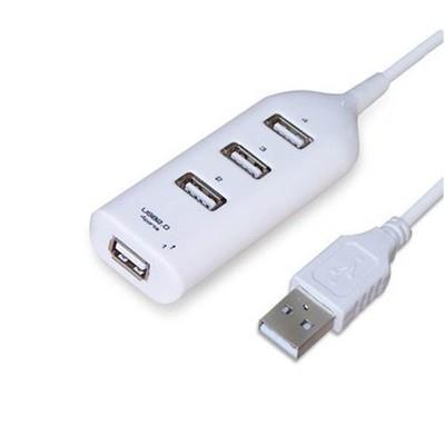 Высокоскоростной 4-портовый USB-сплиттер