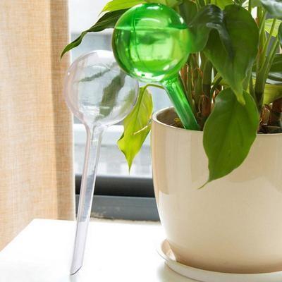 Колба для полива растений