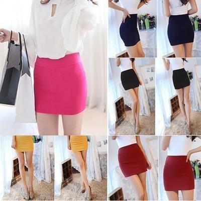 Женская мини-юбка