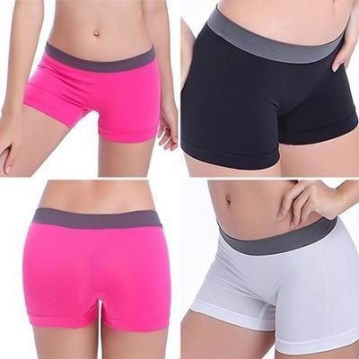 Женская мода сексуальный спортивный тренировочный тренировочный пояс Skinny Yoga Shorts Pants