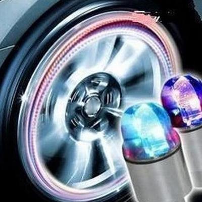 Светодиодный клапан для шин