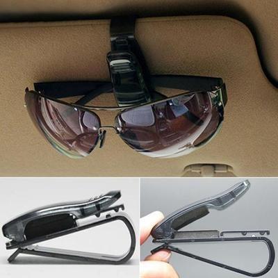 Автомобильный держатель для солнцезащитных очков