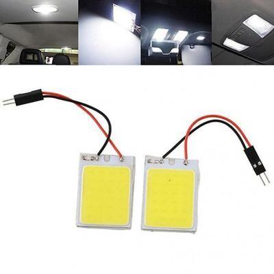 Автомобильная светодиодная панель, 24COB LED