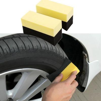 Губка для полировки автомобиля