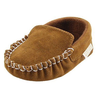 Baby Girls Double Velor Soft Sole Shoe Мягкая обувь