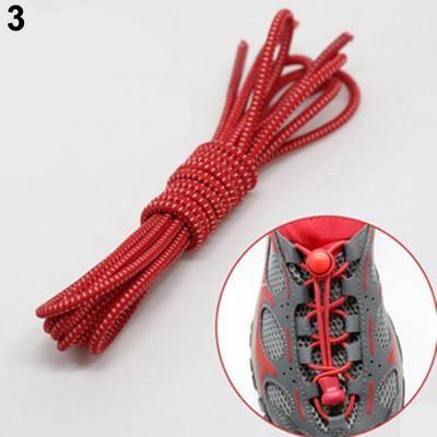 Эластичные шнурки для спортивной обуви