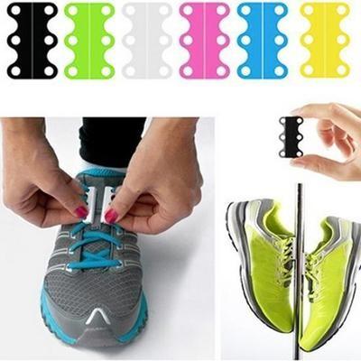 Магнитная застежка для шнурков