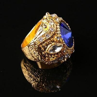Мужское кольцо в стиле винтаж