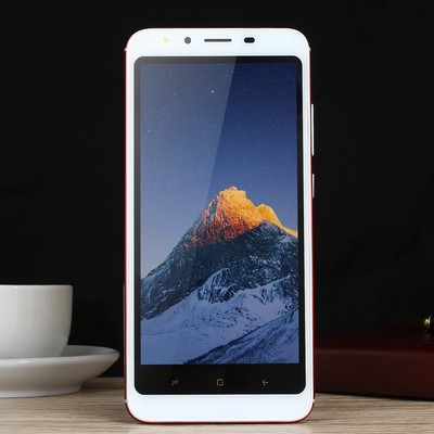 Rusiasmall 5.0''Ultrathin Android 6.0 Octa-Core 512MB + 4GB GSM 3G WiFi Dual Smartphone