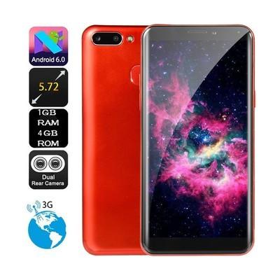 "Смартфон  5.72"", 1 Гб / 4 Гб, Android 6,0"