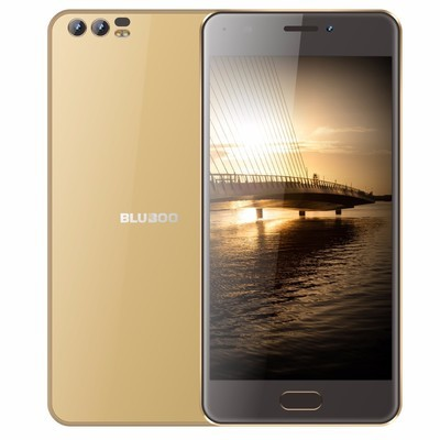 BLUBOO D2 5.2 '3G SmartphoneQuad Core Android 6.0 1G + 8G Dual Camera MobilePhone