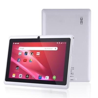 7-дюймовый Google Android 4.4 Quad Core Tablet PC 1GB 8GB Dual Camera Wifi Bluetoot