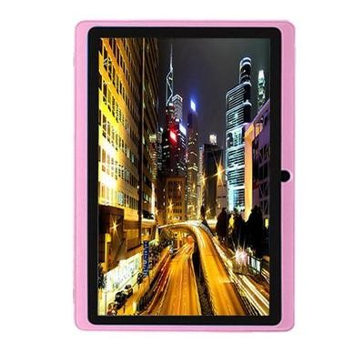 Rusiasmall 7Inch Google Android 4.4 Quad Core Tablet PC 8GB Dual Camera Wifi Bluetoot PK