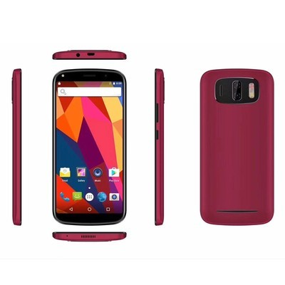 Rusiasmall 6.0 Unlocked Android7.0 Смартфон Прямой разговор T-Mobile Quad Core TWO SIM 3G