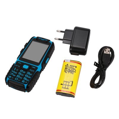 Русиасмол Водонепроницаемый мобильный телефон с длинной резервной камерой для мобильного телефона для Guophone A6