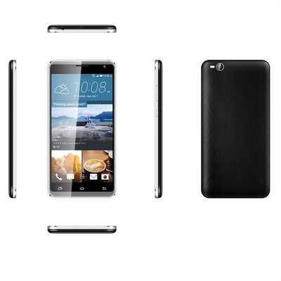 Rusiasmall Unlocked 5.5-дюймовый смартфон 4Core AT & T T-Mobile 3G 4GB 2SIM Android сотовый телефон
