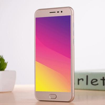 Ультратонкий 5,5-дюймовый смартфон 512 МБ + 4G Quad-Core Dual SIM-карта Android 6.0