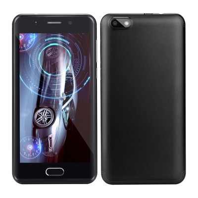5.0''Ultrathin Android 6.0 Quad-Core 1GB + 4GB GSM 3G WiFi Dual Smartphone