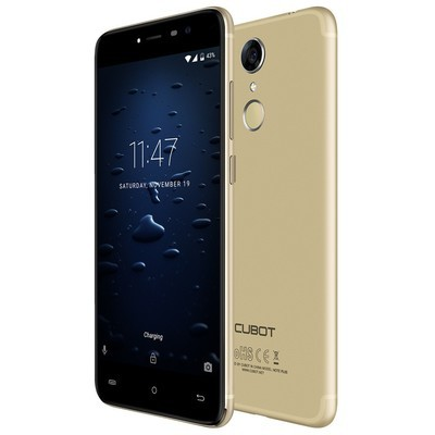 Cubot Note плюс FHD 4G Smartphone 5.2-дюймовый Android 7.0 3GB 32GB 13MP сотовый телефон