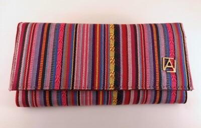 Leather Wallet 101 Arcoiris